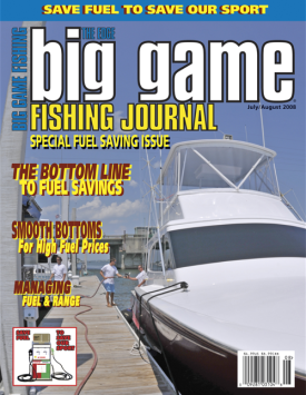 Big Game Fishing Journal Article