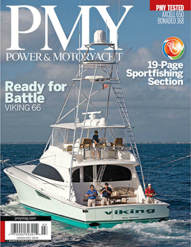 Power & Motoryacht Article