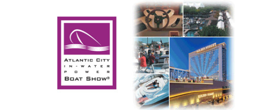 2017 Atlantic City In-Water Power Boat Show – Booth 23